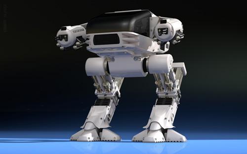 צילום רובוט